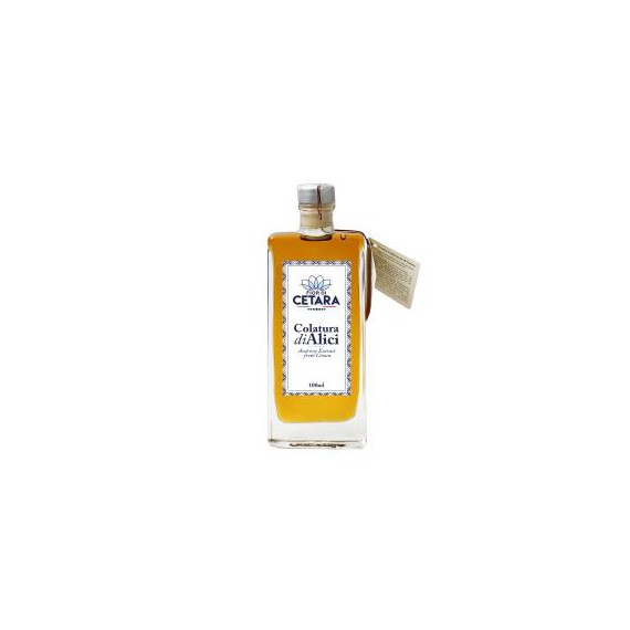 "COLATURA DI ALICI ""FIOR DI CETARA"" 100 ML TOP"