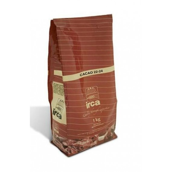 """CACAO IN POLVERE """"IRCA"""" 1KG"""