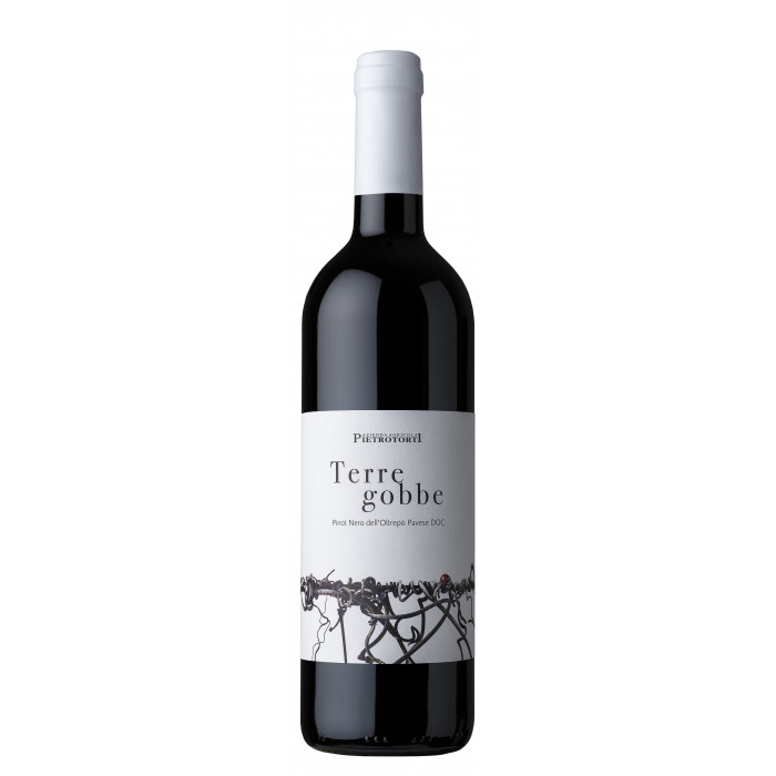 """PINOT NERO DELL'OLTREPÒ PAVESE DOC 75CL*6 TERRE GOBBE """"PIETRO TORTI"""""""