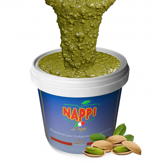 """TOPPING PISTACCHIOSO 1KG*6 """"NAPPI"""""""